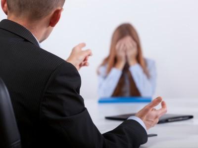 Assédio Moral e Sexual no Trabalho